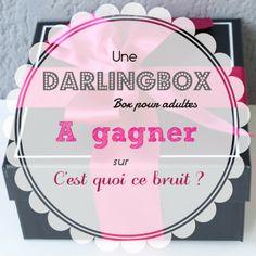 La Darlingbox de février #darlingbox #box #sexy #giveaway #concours Concours et Tests, Sexy sexo LA DARLINGBOX DE FÉVRIER http://cestquoicebruit.com/concours-tests/la-darlingbox-de-fevrier/