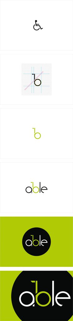 """Logo design for the """"Able India Foundation,"""" an """"NGO"""" based in Mumbai to help…"""