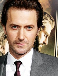 Richard Armitage as The Los Angeles premier of The Hobbit: The Desolation of Smaug December 2 2013