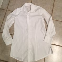 Selling this Chico's tunic blouse in my Poshmark closet! My username is: kafriend. #shopmycloset #poshmark #fashion #shopping #style #forsale #Chico's #Tops