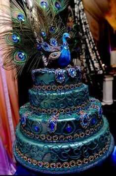 """Hellooooo is there a freekin """"LOVE"""" button to hit!!!!!!  My dream cake. DON'T EAT IT!!!!  #cakes #sweets #desserts"""