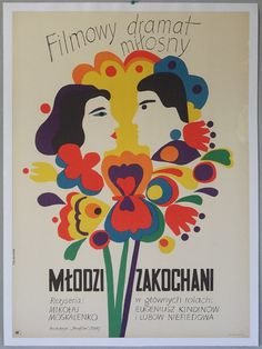 Polish Film Poster Picture Archive: Stachurski Marian