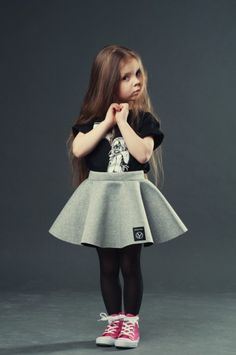 Spódnica Mała Jasna