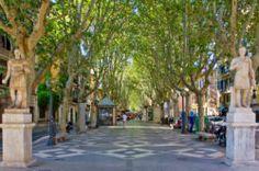 Einkaufsstrasse Palma de Mallorca https://www.kanaren-balearen.de/balearen/mallorca/