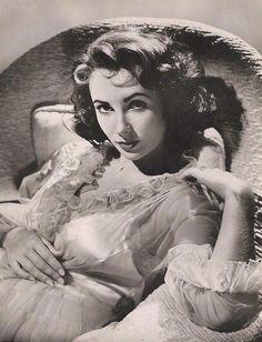 The beautiful, Elizabeth Taylor