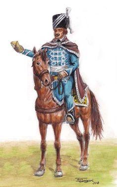 Húsares Españoles 1796