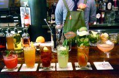 Summer #cocktails from Whitehall Bar & Kitchen #Restaurant #NYC