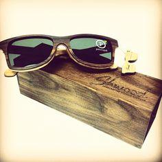 Shwood sunglasses...handcrafted  wooden eyewear. www.shwoodshop.com