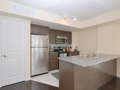 8 Foundry Ave # 260 - 2 Bd plus Den, 2 Wr, 200 Sq Ft of Private Terrace, 1 Underground Parking. FOR SALE $440,000.00 Corner Unit, Rooftop Terrace, Roof Top, Washroom, Townhouse, Den, Bedrooms, The Unit, Kitchen