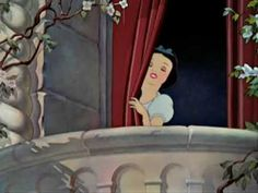 Snow White ~ I'm Wishing/ One Song (English). One of many Disney and Worship songs I sing to Drake most nights. Disney Love Songs, Disney Music, Disney Movies, Snow White 1937, Snow White Seven Dwarfs, Silly Songs, Kids Songs, Princess Videos, Cartoon Gifs