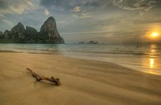 Railay beach, Thailandia