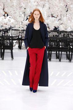 クリスチャン ディオール(Christian Dior) Haute Couture 2014AWコレクション Gallery26