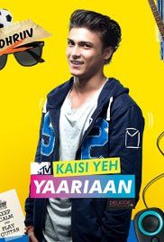 Kaisi Yeh Yaariaan Season 2 Episode 45 Mtv. MTV Kaisi Yeh Yaariyan is an Indian television series that premiered on 21 July 2014 on MTV India. MTV Kaisi Yeh Yaariyan is about a successful music band Fab5 at S.P.A.C.E academy and two ...