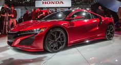 2016 Acura Nsx Top Speed