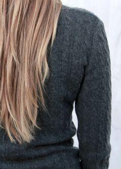 Sweterek Szaraczek Pullover, Sweaters, Fashion, Moda, Fashion Styles, Sweater, Fashion Illustrations, Sweatshirts, Pullover Sweaters