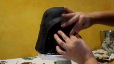 Darth Vader Cake Tutorial