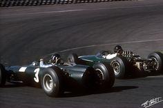 Hill-Gurney 1965 Mexico