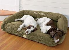Deep Dish Dog Bed