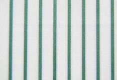Pencil Stripe-  Pencil stripes, also referred to as dress stripes, are often thinner than candy stripes but wider than pinstripes. The width between the stripes varies from shirt to shirt and the stripes are almost always uneven (more white than color). (Alexander West)