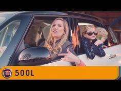 'The Motherhood' feat. Fiat 500L | Fiat UK - YouTube