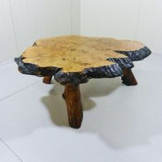 Large Tree Trunk Coffee Table Google Search Furniture