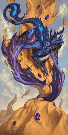 2016 Zodiac Dragon Scorpio by The-SixthLeafClover on @DeviantArt