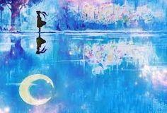 Risultati immagini per sailor moon reflections