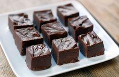 Suikervrije 5 minuten kokos-chocolade fudge