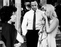 """Fugitive Kind, The"" Anna Magnani, Marlon Brando, Joanne Woodward 1960 UA"