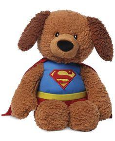 Gund Griffin Superman Plush Stuffed Toy