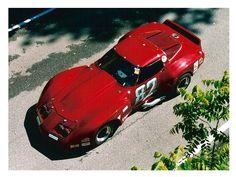 Greenwood C3 Corvette