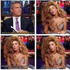 Lady Gaga knows what's up. Hahaha