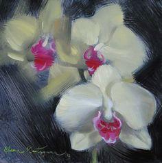 Orchids - Paintings by Elena Katsyura: February 2013