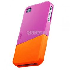 $3.80 Rose Red/Orange Ultra Thin Matte Hard Case Cover Skin Protector For iPhone 4 4S