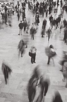 Usos de la larga exposición - CREAR MOVIMIENTO