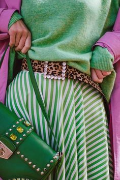Green Outfits For Women, Cute Fall Outfits, Fall Fashion Outfits, Look Fashion, Autumn Fashion, Womens Fashion, 80s Fashion, Trendy Outfits, Fashion Ideas