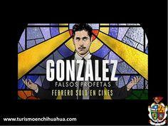 """https://flic.kr/p/xv6ehP   TURISMO EN CIUDAD JUÁREZ LE INVITA AL TEATRO EXPERIMENTAL OCTAVIO TRÍAS PARA VER  LA PELÍCULA GONZÁLEZ FALSOS PROFETAS 3   TURISMO EN CIUDAD JUÁREZ. La película """"González falsos profetas"""" se proyectará el día de hoy y mañana martes 25 de agosto a las 18:00 y 20:00 horas, en el teatro experimental Octavio Trías del Centro Cultural Paso del Norte. El acceso es de $20.00 pesos. y su Clasificación B-15. Le invitamos a ver esta interesante película. #visitachihuahua"""