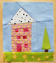 House Block, Quilt Block