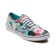 Shop for Vans Authentic Lo Pro Floral Skate Shoe in MULTI at Journeys Shoes. Shop today for the hottest brands in mens shoes and womens shoes at Journeys.com.Were wetting our plants for the new Authentic Lo Pro Floral Skate Shoe from Vans! The Floral Skate Shoe flaunts a vibrant floral printed canvas upper, lace-up front closure, and low profile micro-waffle rubber outsole. Available only online at Journeys.com! Available in October; Pre-Order yours today!