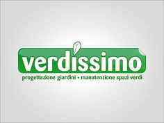 Logo Design: Verdissimo