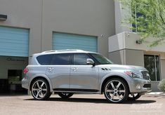 Infiniti Qx 80, Nissan Infiniti, Nissan Patrol, Suv Trucks, Luxury Suv, Expensive Cars, Future Car, Custom Trucks, Exotic Cars