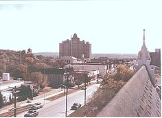 Taken from Hexagon Hotel Mineral Wells TX by YetiLoveMonkey, via Flickr