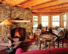 Fireplaces to Warm You Up on this chilly day! Davis Frame Company
