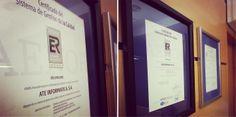 AENOR certificado