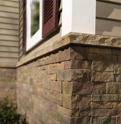 Coronado 100 sq ft sioux falls easystack stone veneer for Mortarless stone siding
