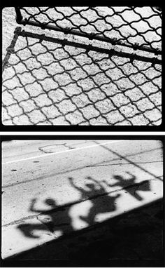 Saul Bass research stills for the opening dance sequence of West Side Story