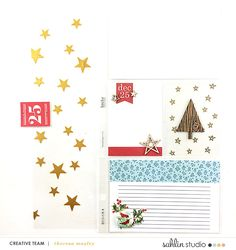 Creating your December Daily, Christmas, Holiday Foundation Scrapbooking Pages | Theresa Moxley