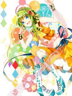 Vocaloid -GUMI