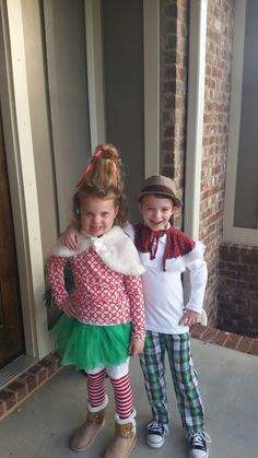 15 hilarious holiday family photo ideas you should steal pinterest whoville costumes dr seuss dress up how the grinch stole christmas dr solutioingenieria Choice Image