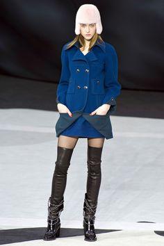 Chanel Herfst/Winter 2013-14 - Chanel Herfst/Winter 2013-14 (1) - Shows - Fashion - VOGUE Nederland